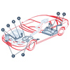 Vehicle Systems & Parts: Emission System