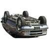 Safety: Vehicle Roll Overs - Properly Replaced Windshields Essential
