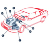 Vehicle Systems & Parts: Starting, Charging and Batteries