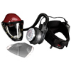 Belt-Mounted Power Air Purifying Respirator (PAPR) Paint Spray Kit