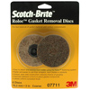 Scotch-Brite(TM) Roloc(TM) Gasket Removal Disc