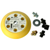 Clean Sanding Disc Pad Kit