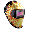 Speedglas(TM) Blazed Welding Helmet with Auto-Darkening Filter