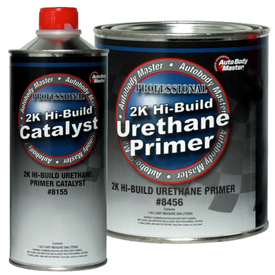 2K Hi-Build Urethane Primer & Catalyst