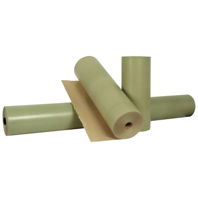 Green Polycoated Masking Paper