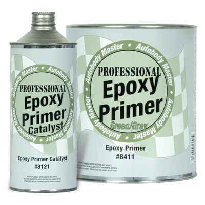 Epoxy Primer & Catalyst