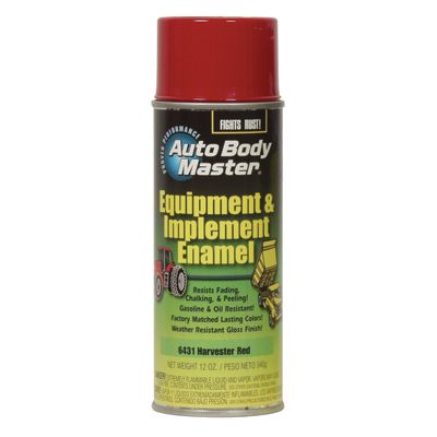 Equipment and Implement Enamel - Aerosol