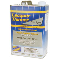 Color Grade Laquer Thinner - Fast