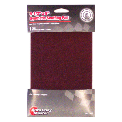 Non-Woven Synthetic Hand Scuffing Pad