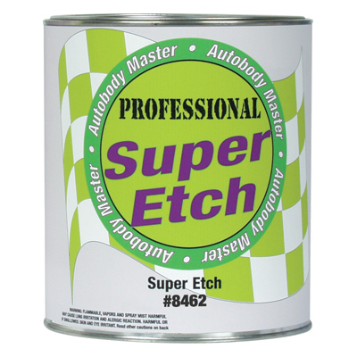 Super Etch Primer & Catalyst