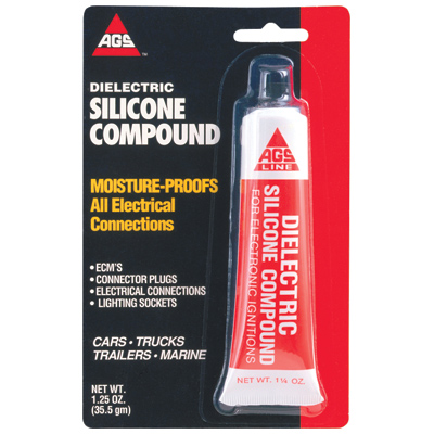 Dielectric Silicone Compound - Free Real Tits