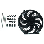 Curved Blade Electric Fan