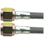 Braided Steel Brake Lines