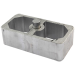 Cast Aluminum Lowering Block