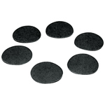Replacement Abrasive Pads for Swirl Finishers