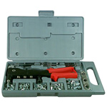 Professional Rivet Nut / Thread Setting Tool Kit - Metric