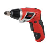 Cordless Rechargeable Screwdriver Kit