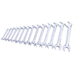 14-Piece Angle Head Wrench Set SAE