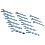 15-Piece Metric Service Wrench Set