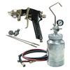 2-Quart Pressure Pot with Spray Gun and Hose Kit
