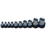 Female TORX� Socket Set, 10 Piece