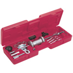 Slide Hammer Puller Set In Blow Molded Case