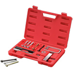 Steering Wheel Remover Lock Compressor Set