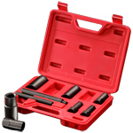 9-Piece Locking Lugnut Remover Kit