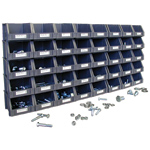 800-Piece Metric Nut and Bolt Assortment