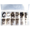 300-Piece Snap Ring Assortment