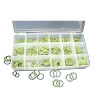 270-Piece HNBR R12 and R134a O-Ring Assortment