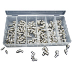 110-Piece Hydraulic Grease Fitting Assortment