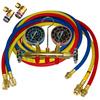 R134a Economy Brass Manifold Gauge Set