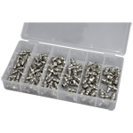 110-Piece Metric Grease Fitting Assortment