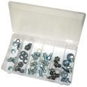 30-Piece Drain Plug Assortment