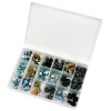 76-Piece Drain Plug Assortment