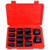 6 Point Standard Fractional Impact Socket Set, 13 Piece