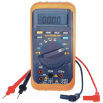 Auto Ranging Digital Multimeter w/Protective Holster