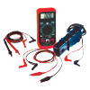 Deluxe Automotive Multimeter with RPM and Temperature