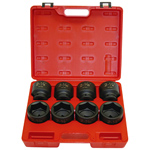 Standard SAE Impact Add-On Socket Set, 8 Piece
