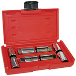 8-Piece SAE / Metric Stud Remover Set