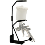 Gravity Feed Spray Gun Holder