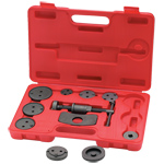 11-Piece Disc Brake Pad and Caliper Service Kit