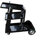 Heavy-Duty MIG Welder Cart