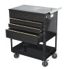 Professional 4-Drawer Service Cart