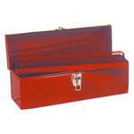 Flat Top Carry Box with Tray