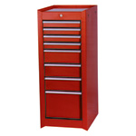 8-Drawer Extra Tall Side Cabinet