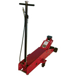 Air Hydraulic Long Chassis Service Jack