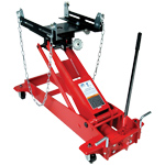 Low Lift Hydraulic Transmission Jack