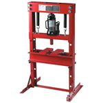 Hydraulic Bench Press with Bottle Jack
